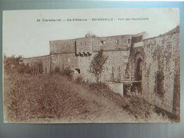 BOYARDVILLE                FORT DES SAUMONARD - Ile D'Oléron