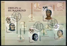 Südafrika South Africa Mi# 1736-9 Gestempelt(FDC/SST)/used/CTO - Origin Of Humankind - Zonder Classificatie