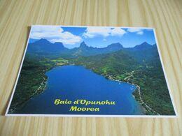 Moorea (Polynésie Française).La Baie D'Opunohu. - Polinesia Francese