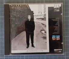 CD BLACK WONDERFUL LIFE - Rock