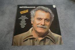 Disque - Georges Brassens - Nouvelles Chansons - Philips - 9101092 - 1976 France - - Disco, Pop