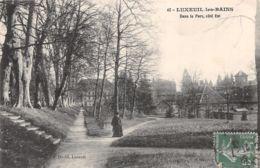 70-LUXEUIL LES BAINS-N° 4429-E/0377 - Luxeuil Les Bains