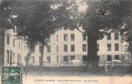 70-LUXEUIL LES BAINS-N° 4429-E/0345 - Luxeuil Les Bains