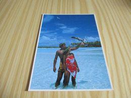 Polynésie Française - Jeune Couple Polynésien. - Polinesia Francese