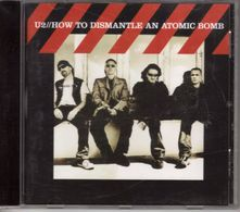 """U2 """"HOW TO DISMANTLE AN ATOMIC BOMB"""" CD 2004 - Rock"""