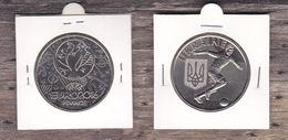 Monnaie De Paris : UEFA - EURO 2016 - Ukraine - 2016