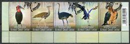 Südafrika South Africa Mi# 1790-4 Gestempelt(FDC/SST)/used/CTO - Fauna Birds - Ohne Zuordnung