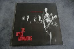 Disque - The Wylde Mammoths - Things That Matter - CRYPT. Records 012.1 - 1988 - - Rock