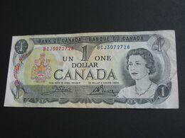 1 Dollar 1973 - CANADA - One Dollar  **** EN ACHAT IMMEDIAT **** - Canada