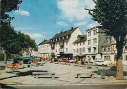 D-35683 Dillenburg - Wilhelms-Platz - Cars - VW 1500 Variant - Renault R4 - Dillenburg