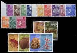 1964, Algerien, 416-27 U.a., ** - Algerien (1962-...)