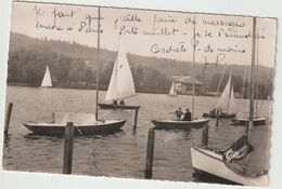 Yvelines :  CARRIERES  Sur  Seine  ? : Lac , Bords D E Seine ,  Bateaux - Carrières-sur-Seine