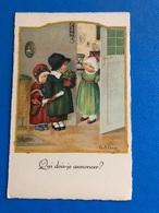 Carte Humoristique Mettant En Scène Des Enfants - Humor