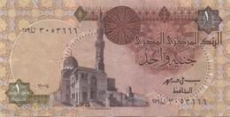Egypte : 1 Pound Sans Date ND : Bon état : Prix Par Billet - Egipto