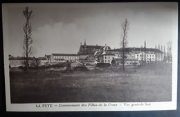 LA PUYE, Vienne: Communauté Des Filles De La Croix;Vue Générale Sud ; TTB - Francia