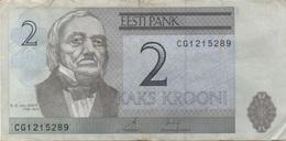 Estonie Estonia : 2 Krooni 2006 - Estland
