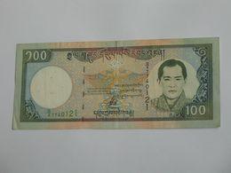 1 One Hundred Ngultrum 2000  **** EN ACHAT IMMEDIAT **** - Bhutan