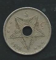 Belgique -  5 CENTIMES 1906 VL BELGIE  -    Pieb 24013 - Belgisch-Kongo & Ruanda-Urundi