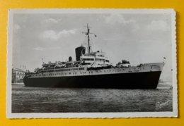 12659 - Ville D'Oran - Steamers