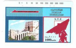 Syrie - Syrien - Tamura Card - 1000 Units - Siria