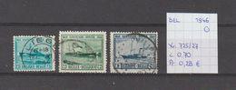 België 1946 - Yv./OCB 725/27 Gest./obl./used - Belgium
