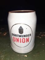 Bierpul / Chope à Bière (0,25L) - Dortmunder Union - Verres