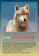 Animaux - Loups - Les Loups Du Gévaudan - La Bête Du Gévaudan Animal De Légende - Wolf - Lobo - CPM - Carte Neuve - Voir - Animals