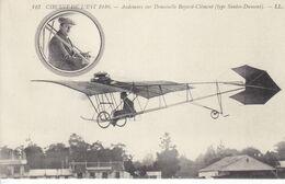 AVIATION -  CIRCUIT DE L'EST - 123 Audemars Sur Demoiselle Bayard-Clément (type Santos-Dumont) - Sonstige