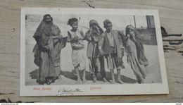 ARABIE SEOUDITE : JEDDAH : Poor Family …... … 4813 - Arabia Saudita