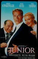 JAPAN 1990 PHONECARD CINEMA JUNIOR USED VF!! - Film
