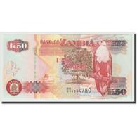 Billet, Zambie, 50 Kwacha, 2009, KM:37f, NEUF - Zambia