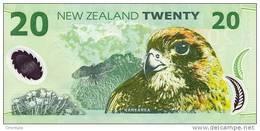 NEW ZEALAND P. 187b 20 D 2004 UNC - Nieuw-Zeeland