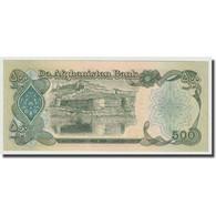Billet, Afghanistan, 500 Afghanis, 1979-1991, KM:60a, NEUF - Afghanistan