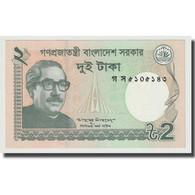 Billet, Bangladesh, 2 Taka, 2016, KM:52, NEUF - Bangladesh