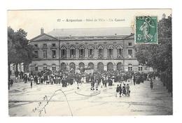 (27412-61) Argentan - Hôtel De Ville - Un Concert - Argentan