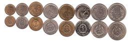 Bulgaria - Set 8 Coins 1 3 5 10 20 25 50 Stotinki 1 Lev 1951 - 1960 UNC / AUNC Lemberg-Zp - Bulgarien