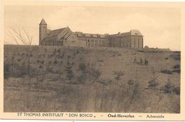 Oud-Heverlee NA1: St Thomas Instituut Don Bosco. Achterzicht - Oud-Heverlee