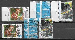 Nederland - 1990 - Yvert 1349/1351 - **  En O  - Zomerzegels. - Periodo 1980 - ... (Beatrix)