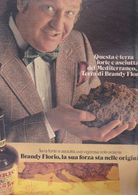 (pagine-pages)PUBBLICITA' BRANDY FLORIO    Dom.delcorr.1973/45. - Livres, BD, Revues