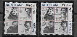 Nederland - 1990 - Yvert 1359 - ** En O - ..00 Jaar Koninginnen Op Nederlandse Troon. - Periodo 1980 - ... (Beatrix)