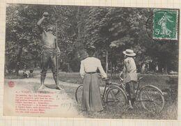 20A987 WASSY A L'ARBRE BOSSU Velo Cycliste 2 SCANS - Wassy