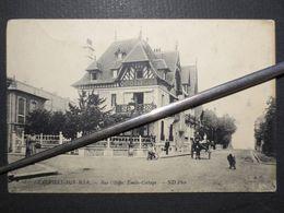 14 - Deauville - CPA - Rue Olliffe - Emily - Cottage - N.D , Photo /  A.G  -  N° 18 - B.E - Et Peu Commune - - Deauville