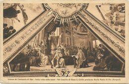 XW 3280 Rho (Milano) - Santuario - Affresco Di Luigi Morgari - San Cirillo Proclama Maria Madre Di Dio / Non Viaggiata - Rho