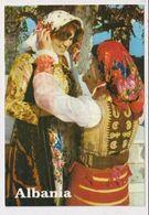 ALBANIA - AK 382734 Costumes - Albania