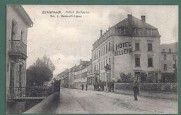 ECHTERNACH -hotel Bellevue-2 Scans - Echternach