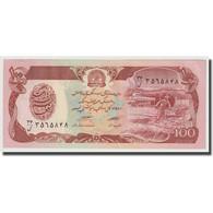 Billet, Afghanistan, 100 Afghanis, 1979-1991, KM:58a, NEUF - Afghanistan
