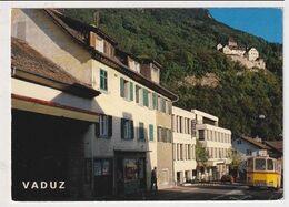 LIECHTENSTEIN - AK 382746 Vaduz - Liechtenstein