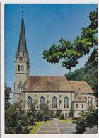 LIECHTENSTEIN - AK 382749 Vaduz - Pfarrkirche St. Florian - Liechtenstein