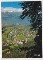 LIECHTENSTEIN - AK 382750 Vaduz - Liechtenstein
