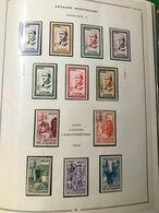 PAYS INDEPENDANTS D'AFRIQUE - 1956 Et 1962 - Très Belle Collection En Album MOC - Neuf* Et TTB  - Cote 1645€ - Stamps